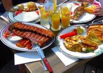 Restaurant Zum Schinakl - Kulinarik an Bord
