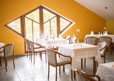 Restaurant Zum Schinakl - Gastraum OG
