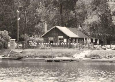 Restaurant Zum Schinakl - damals