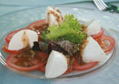 Restaurant Zum Schinakl - Mozzarella