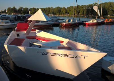 Restaurant Zum Schinakl - Paperboot