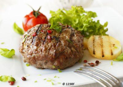 Restaurant Zum Schinakl - Fleischlaberl (Symbolfoto)