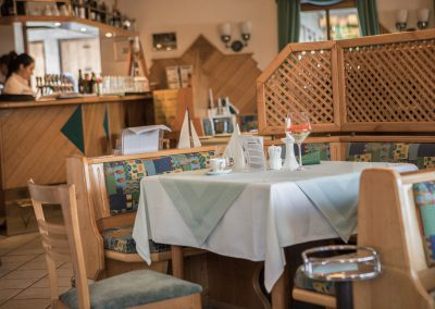 Restaurant Zum Schinakl - Gastraum EG