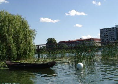 Restaurant Zum Schinakl - Alte Donau
