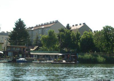 Restaurant Zum Schinakl - Kaisermühlen Alte Donau